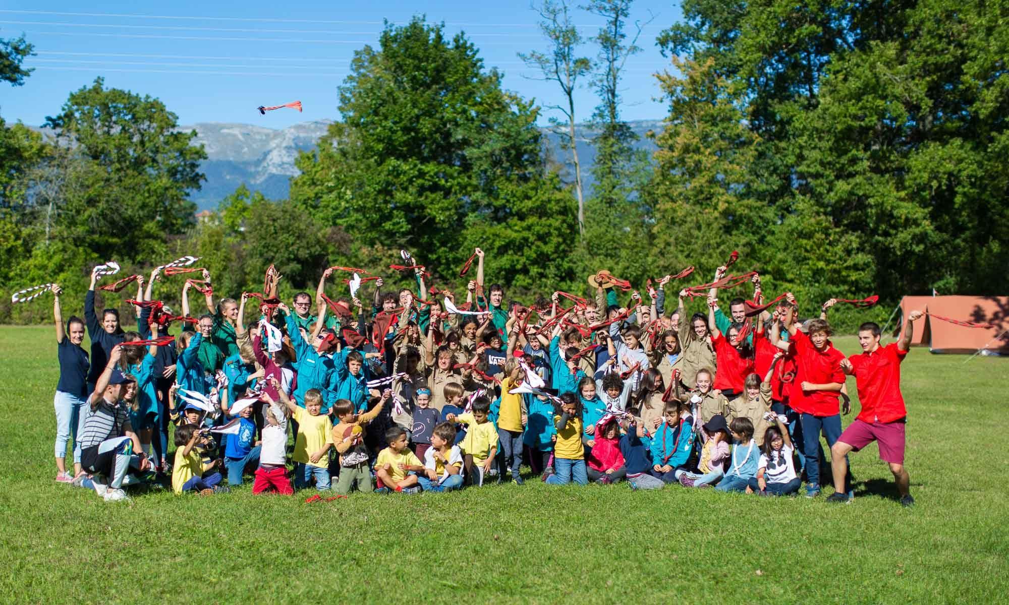 Groupe scout Cératonia